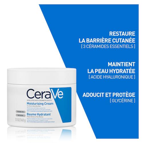 Cerave Baume Hydratant - 340 g