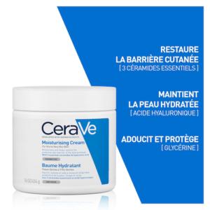 Cerave Baume Hydratant - 454 g