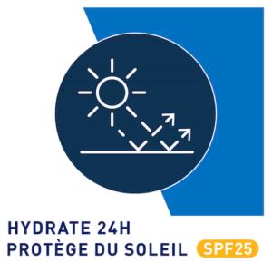 Cerave Crème Hydratante Visage SPF 25 - 52 ml