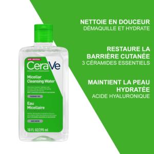 Cerave Eau Micellaire - 295 ml