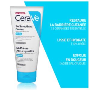 Cerave SA Crème Anti-rugosités - 177 ml
