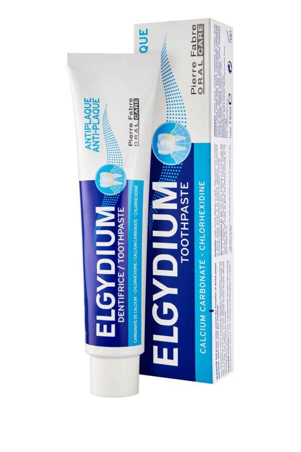 Elgydium - Dentifrice Anti-plaque - 75 ml