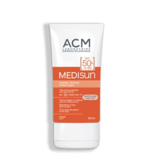 ACM MEDISUN CREME – SPF 50+ Crème solaire Teinté 40 ml