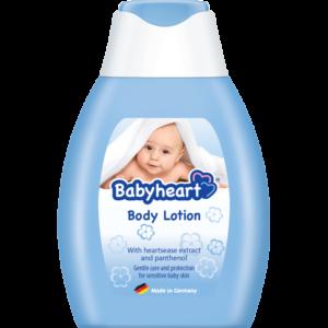 BABYHEART BODY LOTION 250 ML