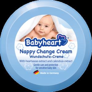 BABYHEART NAPPY CHANGE CREAM 150 ML