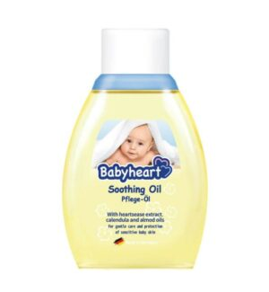 BABYHEART SOOTHING OIL 250 ML