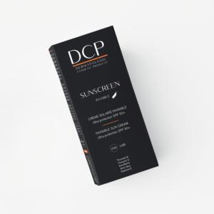 DCP SUNSCREEN CREME SOLAIRE INVISBLE SPF50+ 50ML