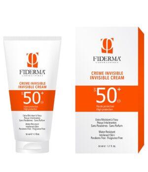 FIDERMA ECRAN INVISIBLE SPF50+ 50 ML