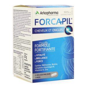 FORCAPIL Cheveux et Onlgles (60 Gélules)