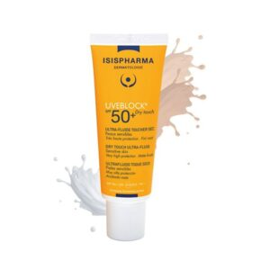ISIS PHARMA SPF50+ Dry touch invisible 40 ML