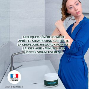 LUXEOL MASQUE FORTIFIANT CHEVEUX NORMAUX 200ML