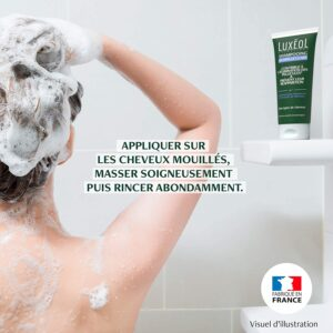 LUXEOL SHAMPOOING ANTIPELLICULAIRE 200ML