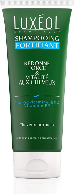 LUXEOL SHAMPOOING FORTIFIANT 200ML