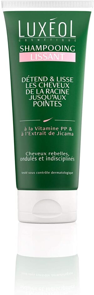 LUXEOL SHAMPOOING LISSANT 200ML