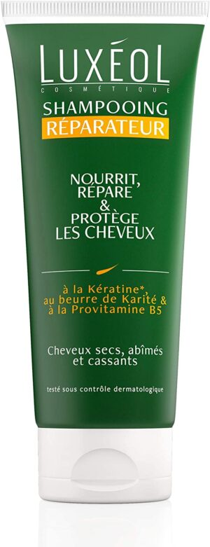 LUXEOL SHAMPOOING REPARATEUR 200ML