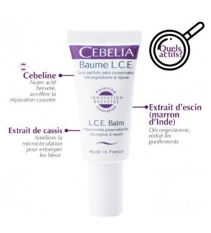 Cebelia Baume L.C.E. 15 ml