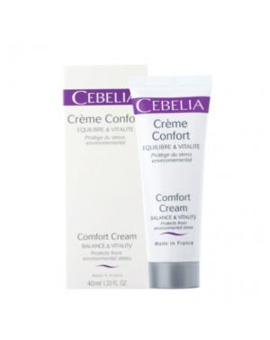 Cebelia Crème confort (visage & cou) 40 ml