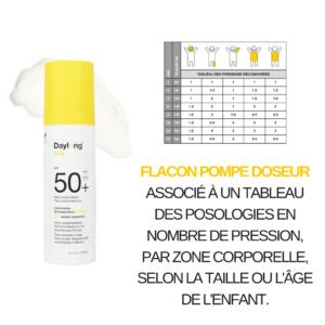 Daylongkids SPF 50+ 150 ml