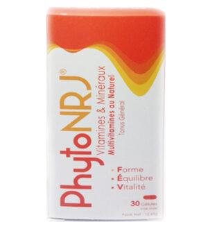 Phyto Nrj Vitamine Mineraux 30 Gelules