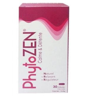 Phytozen Calme et Détente Anti Stress – 30 Gélules